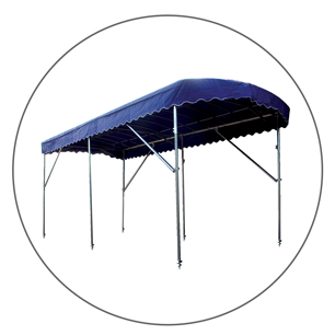 Canopies Freestanding