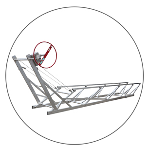lifts : pontoon cantilever